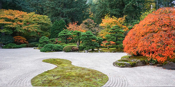 Portland students can receive discounts on a variety of things, including admission to the Japanese Garden.